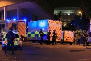 İngiltere'de Terör Saldırısı