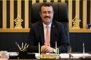 """Taşçı'dan '19 Mayıs' Mesajı: """"Samsun, Bu Gururu Yaşıyor"""""""