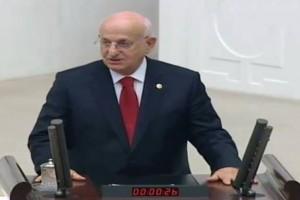 Meclis Başkanlığına Yeniden İsmail Kahraman Seçildi