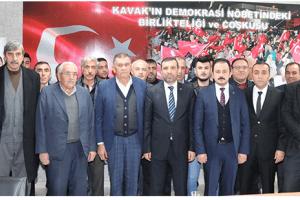 """Başkan Sarıcaoğlu:"""" Reis'e Söz Verdik Hedef Yüzde 80"""""""