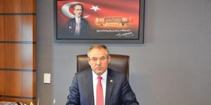Samsun Milletvekili Kemal Zeybek; 'Cumhuriyet Fazilettir'