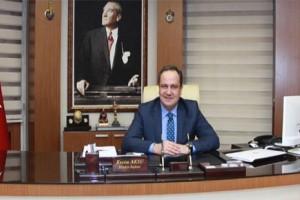 Başkan Kerim Aksu Yılın Belediye Başkanı Seçildi