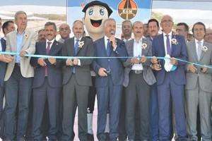 Samsun-Çarşamba Devlet Yolu Kavşak Köprülerinin Açılışı Gerçekleştirildi