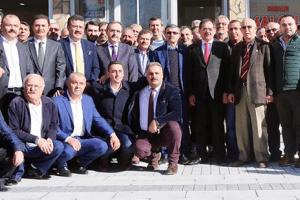 Mustafa Demir: ''Raylı Sistem Yeraltına Alınacak''