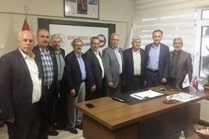 Samsun'da Kamu Çalışanlarının Yetkisi MEMUR-SEN'de
