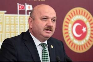 Milletvekili Metin Gündoğdu'dan Yeni Yıl Mesajı