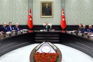 MGK'da, PKK/PYD-YPG'ye Desteğin, Dostluk ve Müttefiklikle Bağdaşmayacağı Vurgusu