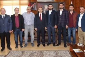 Mimar Mühendisler Grubu İle Bafra Belediyesi'nden Ortak Çalıştay