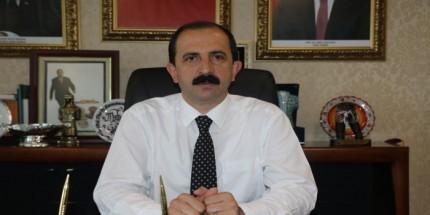 AK Parti İl Başkanı Göksel Ramazan Bayramı'nı Kutladı