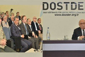 Eski Bakan Prof. Dr. Nabi Avcı Samsun'da Konferans Verdi