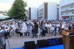 Büyükşehir İftar Sofrasını Fatsa'da Açtı
