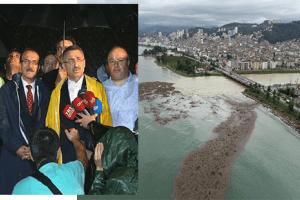 """Başkan Enver Yılmaz: """" Ordu En Büyük Sel Felaketlerinden Birini Yaşadı"""""""