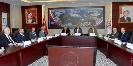 2018 Yılının İlk ÜNİ-DOKAP Toplantısı Yapıldı