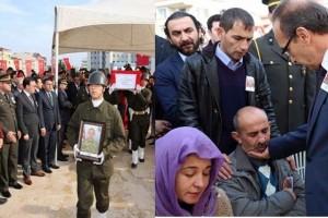 Ordulu Şehit Sefa Kabakkaya Son Yolculuğuna Uğurlandı
