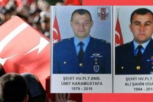 Ordu'ya 2 Şehit Ateşi Birden Düştü