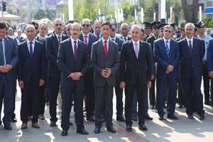 Atatürk'ün Ordu'yu Ziyaretinin 93. Yıldönümü Kutlandı