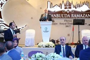 İstanbul'da Ordu Rüzgârı, Binlerce Ordulu İftarda Buluştu