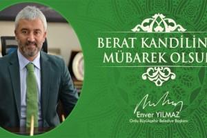 "Ramazan Ayının Müjdecisi ""Berat Kandili"""