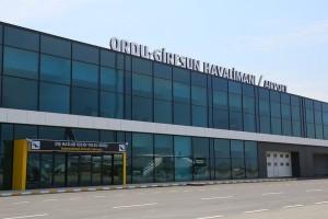 Ordu-Giresun Havalimanı Sınır Kapısı Oldu
