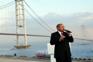 Osmangazi Köprüsü'nün Açılışı Yapıldı