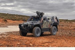 Yurtdışından 28,9 Milyon USD'lik Zırhlı Araç Siparişi