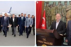 Başbakan Yardımcısı Akdağ Ordu'da