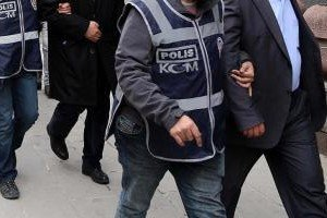 FETÖ/PDY Operasyonunda 15 Tutuklama