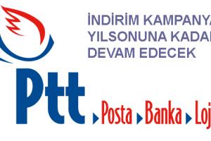 PTT'den Müjde: Kampanya Yıl Sonuna Kadar Uzatıldı