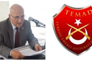 Recep Özyurt, Türkiye Emekli Astsubaylar Derneği Genel Başkan Adayı