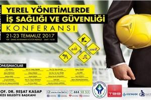 Rize'de İş Sağlığı ve Güvenliği Konferansı