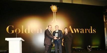Altın Kent Ödülü Başkan Kasap'a Takdim Edildi