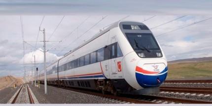 Bakü-Tiflis-Kars Demiryolunda Tren Seferi 30 Ekim`de Başlayacak