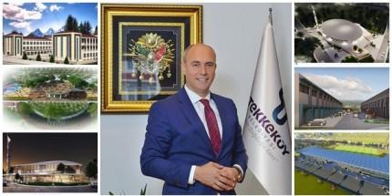 Başkan Togar, 2019 Projelerinden Bazılarını Açıkladı