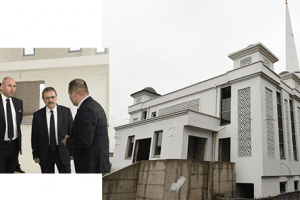 Tekkeköy Kirazlık Cemaati Camisine Kavuşuyor