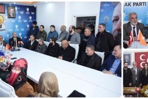 """Togar: """"Cumhur İttifakı Tekkeköy'de Farkını Fark Ettirecek"""""""