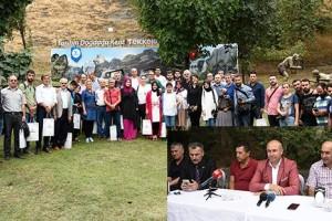Tekkeköy Belediye Başkanı Hasan Togar Basın Mensuplarıyla Bir Araya Geldi