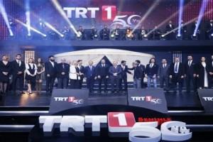 TRT'nin Televizyon Yayıncılığının 50. Yılı