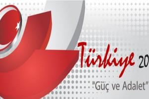 Türkiye 2053 Projesi Start Aldı