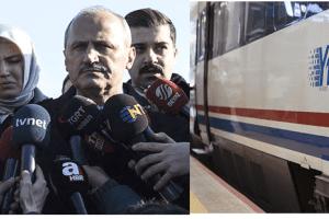 Ankara'da Yüksek Hızlı Tren Kazasında 9 Kişi Hayatını Kaybetti