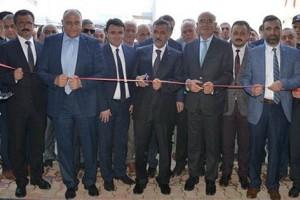 Kavak Güven Göleti İçme Suyu Arıtma Tesisi'nin Açılışı Gerçekleştirildi