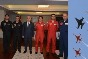 Türk Yıldızları ve Solo Türk Gösteri Ekibi 19 Mayıs'ta Gösteri Yapacak