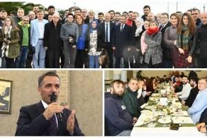 """Vali Osman Kaymak: """"Samsun'u Çok Seviyorum"""""""