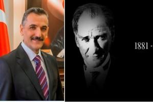 Samsun Valisi Osman Kaymak'tan 10 Kasım Mesajı