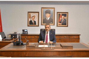 Vali Osman Kaymak'tan Cumhuriyet Bayramı Mesajı
