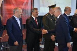 Vali Osman Kaymak Samsun Halkı İle Bayramlaştı