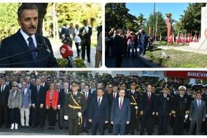 Samsun, Cumhuriyetin 95. Yılını Kutladı