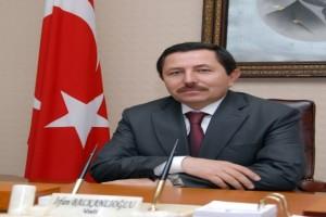 Ordu Valisi İrfan Balkanlıoğlu'nun 18 Mart Şehitler Günü ve Çanakkale Zaferi'nin 101. Yıldönümü Mesajı