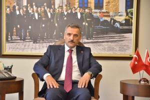 Samsun Valisi Osman Kaymak'ın Kurban Bayramı Kutlama Mesajı