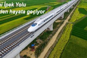 Avrupa ve Asya'daki 60 Ülke Demiryolu İle Birbirine Bağlanacak