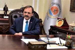 Başkan Zihni Şahin'den Açıklama